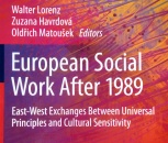 Nová kniha: European Social Work After 1989