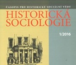 New issue of Historical Sociology - 1/2016