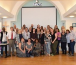 First Graduates of Intercultural Management Course